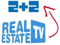 Real TV Estate сменил владельца и стал каналом 2+2