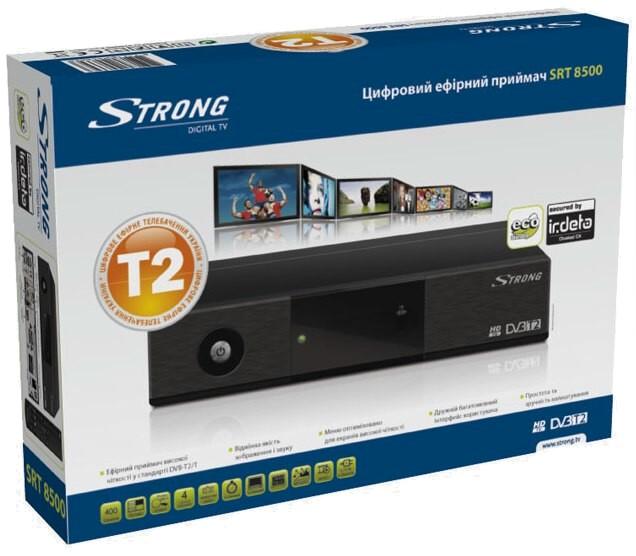 Strong SRT 8500 DVB-T2
