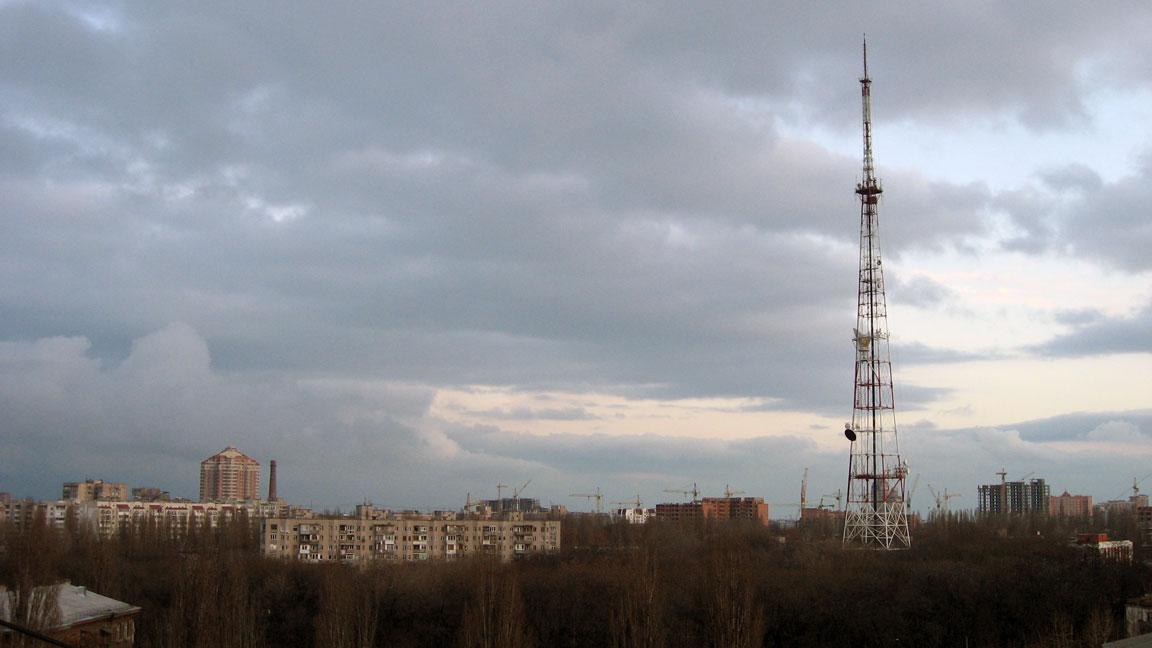 Одесса осталась без эфирного вещания