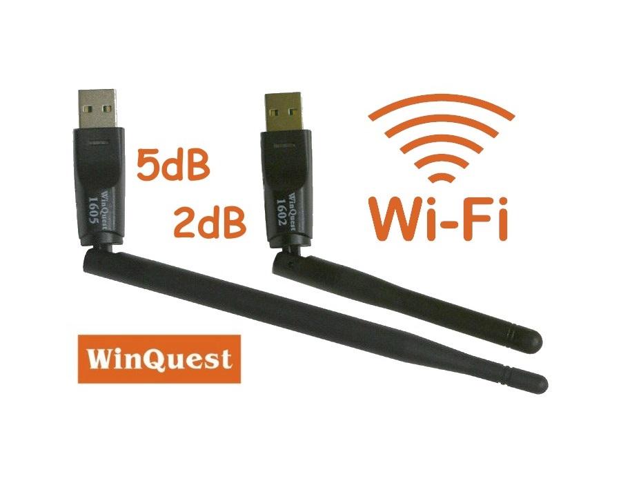 USB Wi-Fi модуль для спутниковых ресиверов