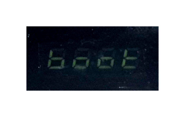 Golden Media Spark Reloaded 990 пишет Boot и не грузится