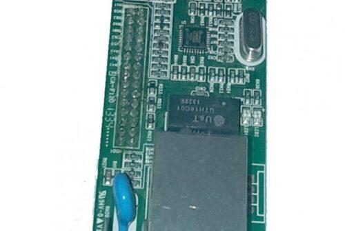 Сетевая карта LAN (RJ-45) для Golden Media Spark 990 (Reloaded)