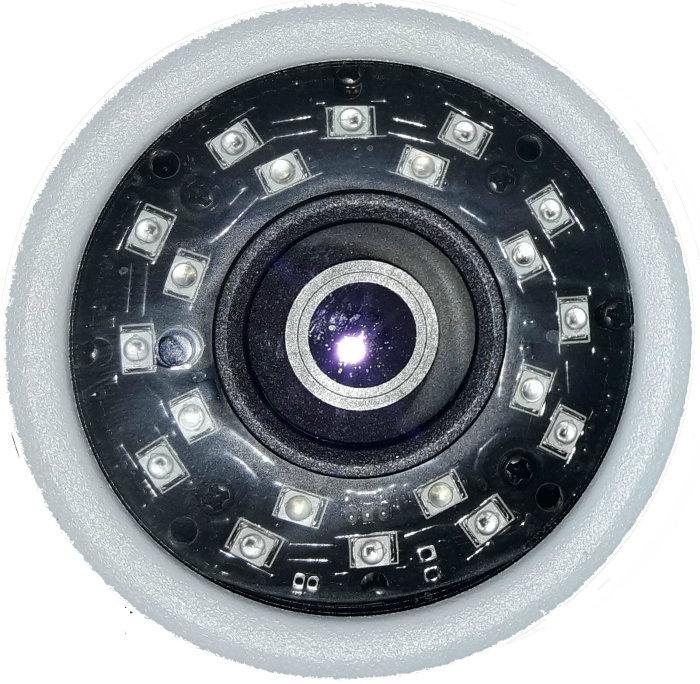 Замена матрицы камеры MT-Vision MT-CVI-C237WIR