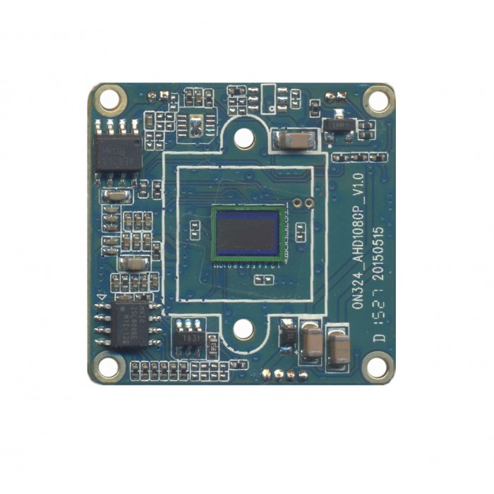 Замена матрицы камеры MT-Vision MT-AHD2037DIR