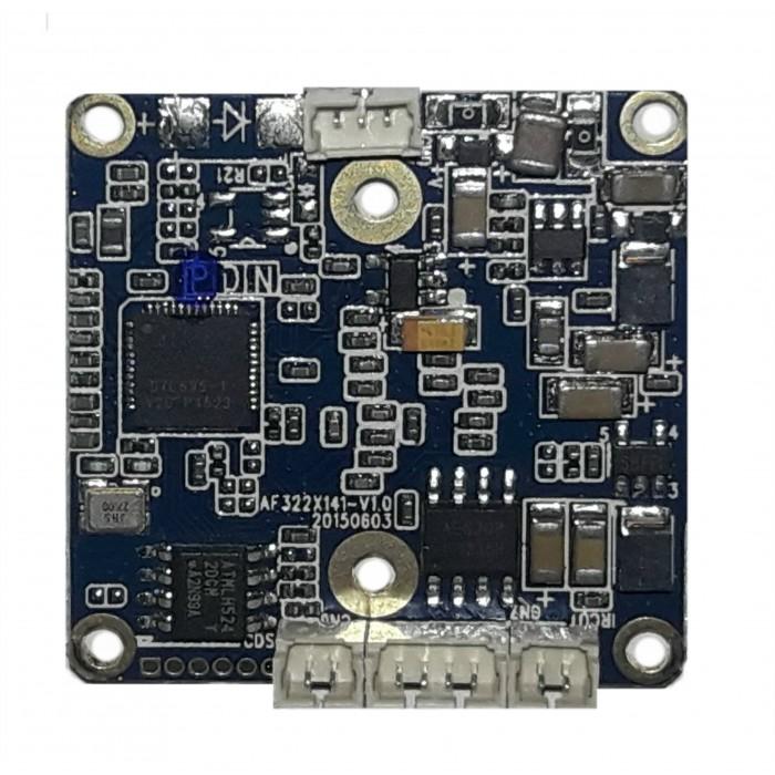Замена матрицы камеры MT-Vision MT-CVI1032WIR