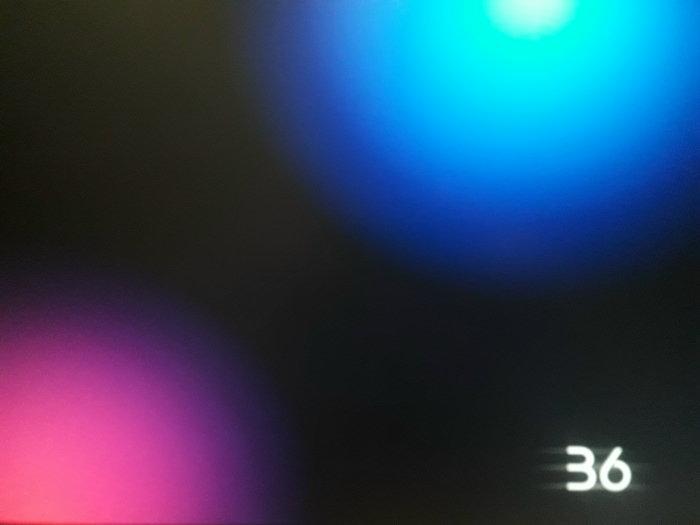 Спутниковыйресивер uClan B6 Full HD висит на заставке