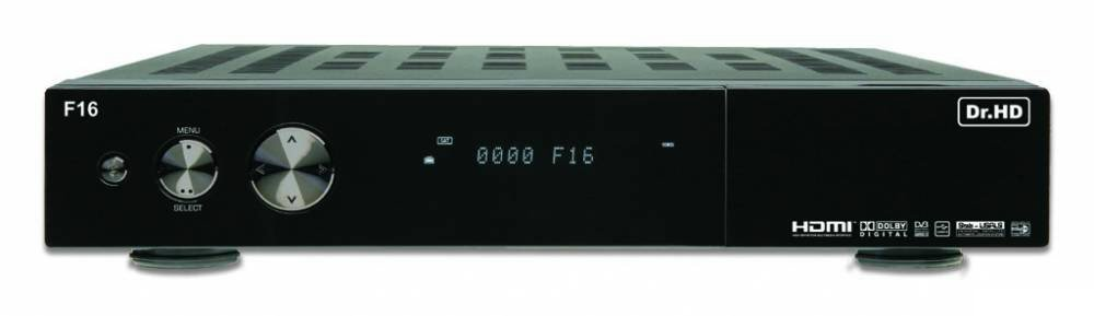 Ресивер Doctor HD F16 теряет сигнал и перезагружается