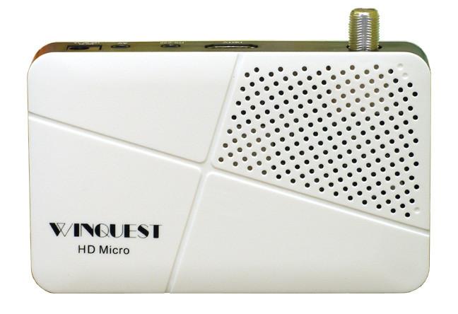 Winquest HD Micro не включается горит красный индикатор