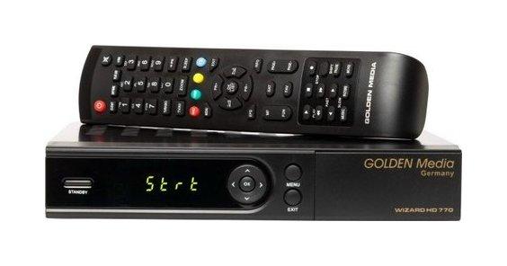Замена блока питания Golden Media Wizard HD 770