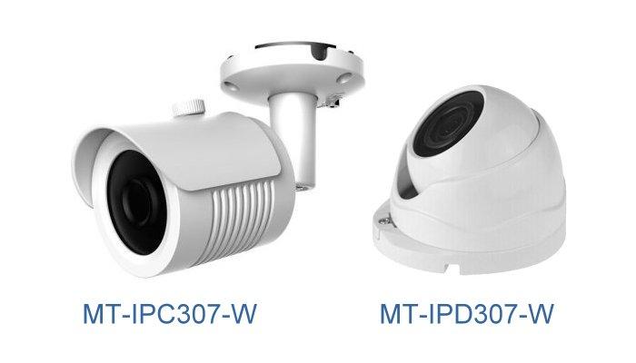 Обзор меню IP камер MT-Vision MT-IPC307-W / MT-IPD307-W