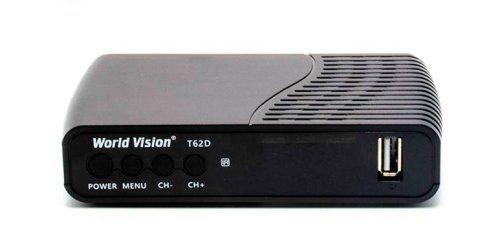 World Vision T62D бегает по меню