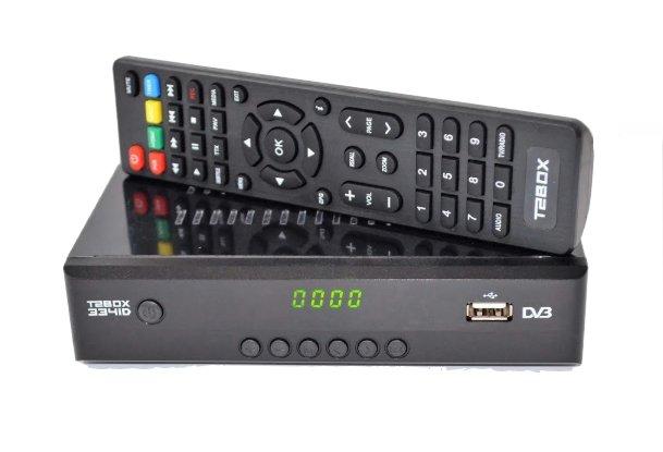 Ремонт T2BOX-334iD – DVB-T2