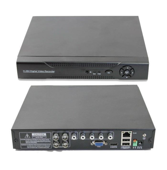Ремонт сетевой карты LAN регистратора MT-Vision A6604HS