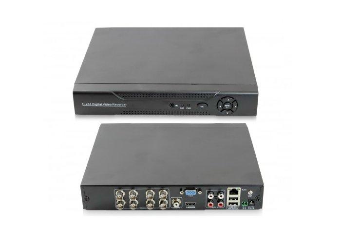 Ремонт сетевой карты LAN регистратора MT-Vision A6608MH
