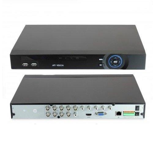 Ремонт сетевой карты LAN регистратора MT-Vision MT-AHD8004A