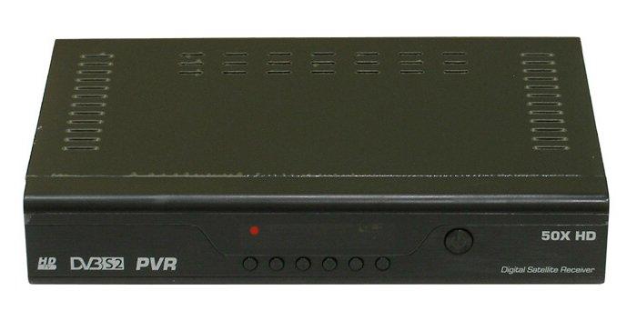 Ремонт спутникового ресивера (тюнера) 50x HD
