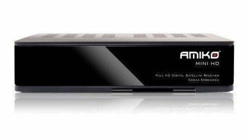 Amiko Mini HD не видит LAN (сеть, интернет)