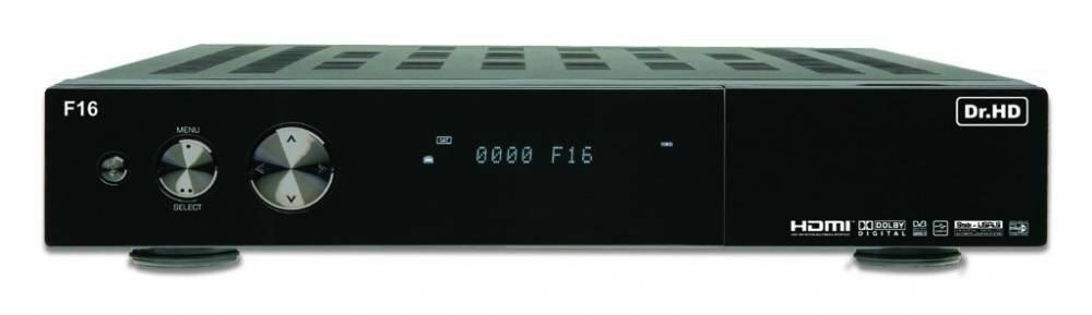 Ресивер Doctor HD F16 не видит LAN сеть