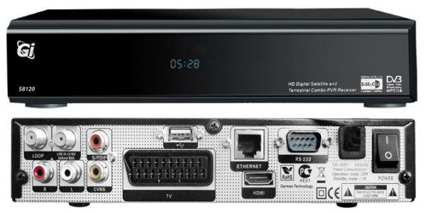 Galaxy Innovations GI-S8120 не видит LAN (сеть, интернет)