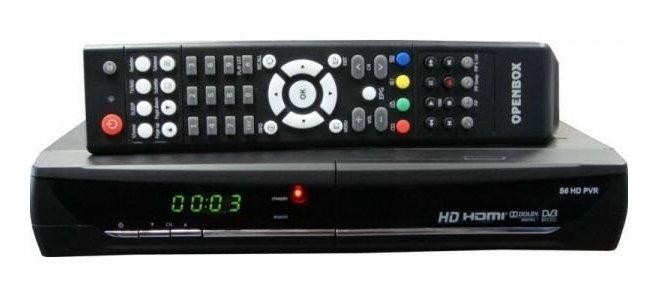 Openbox S6 HD pvr виснет или перезагружается