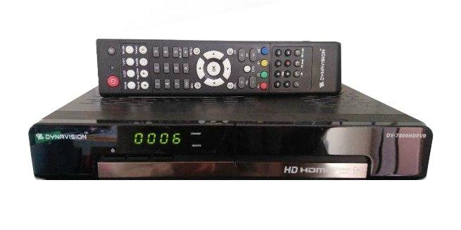 Dynavision DV-7800 HD PVR (Openbox S6HD) пишет L6.20 и не грузится