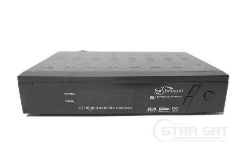 Ремонт Sat-Integral S-1248 HD Heavy Metal — не загружается