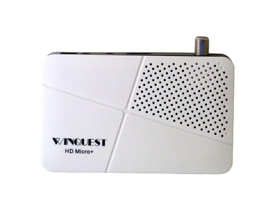 Виснет или не стартует спутниковый ресивер WinQuest HD Micro+